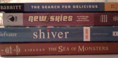 Bookshelf Mini Challenge