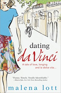 Dating da Vinci by Malena Lott - Book Cover