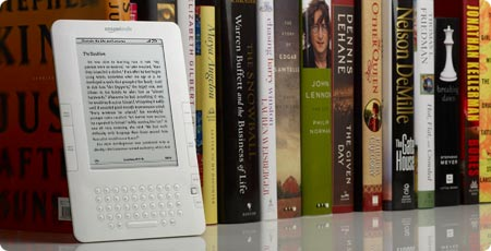 Kindle eReader from Amazon