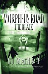 Morpheus Road: The Black cover
