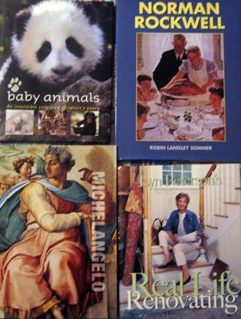 New Books Oct. '09
