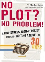 No Plot? No Problem! Cover