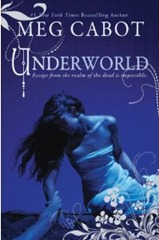 Underworld by Meg Cabot cover