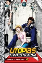 Utopia's Avenger Vol 2