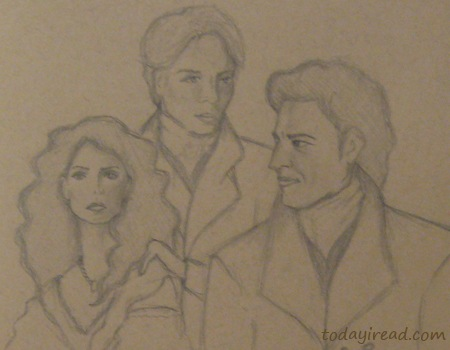 Wuthering Heights Sketch